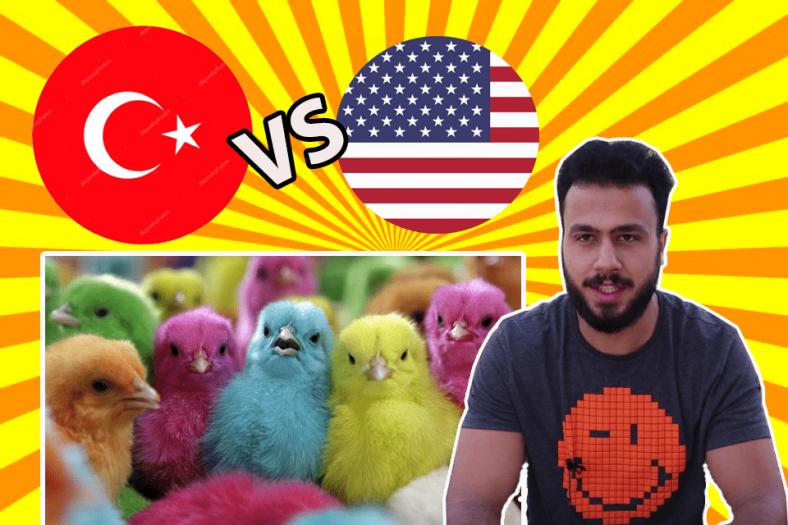 Amerika'da 3-4 Dolar olan Civciv Türkiye'de Ne Kadar?