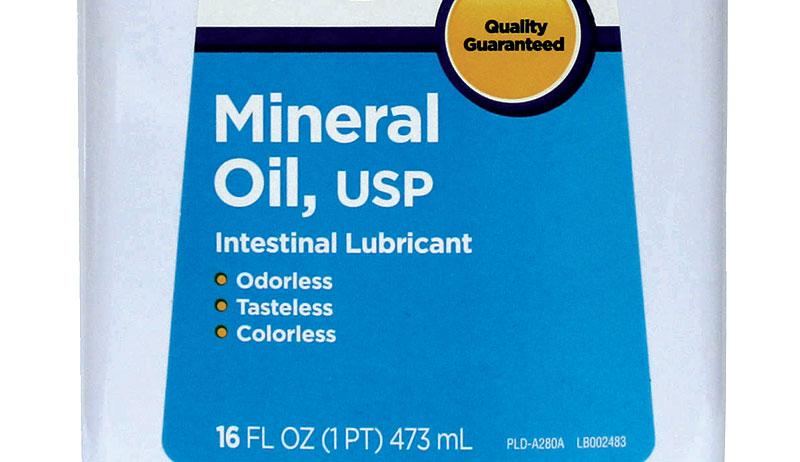 4. Mineral Yağ